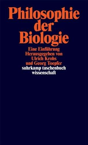 Philosophie der Biologie: Eine Einführung (suhrkamp taschenbuch wissenschaft)