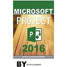 Microsoft Project 2016 (English Edition)