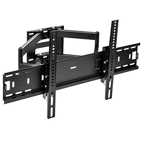 Vemount TV Soporte de Pared Universal, Orientable e Inclinable para Televisores,LED, Plasma...