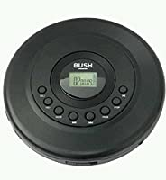 Bush Personal CD Player With Anti-Shock - CD-885