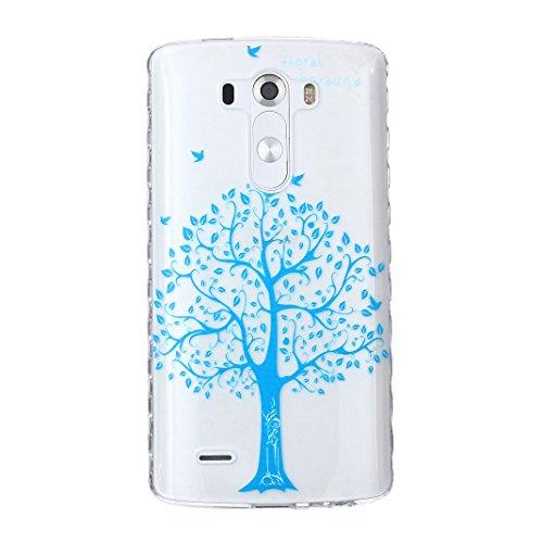 LG G3 Cover in Silicone, Asnlove Custodia