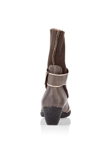 Think, Damen-Stiefel, ALYNA Espresso/Kombi