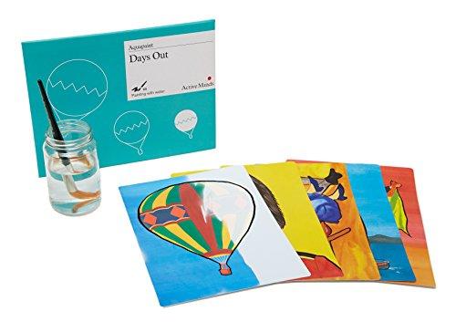 Aquapaint - Wasserfarben für Demenzkranke