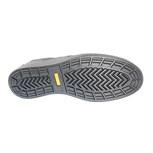 JOMOS 317207 354 Herren Slipper - Schuhe in Übergrößen Schwarz