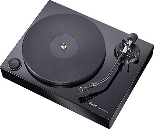 Magnat MTT 990 Audiophiler Direct-Drive-Plattenspieler Turntable Giradischi (Direct-drive-plattenspieler)