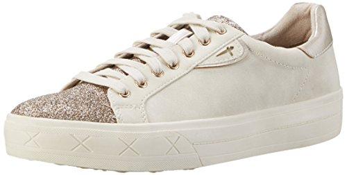 Tamaris Damen 23629 Sneakers Beige (SHELL COMB 424)