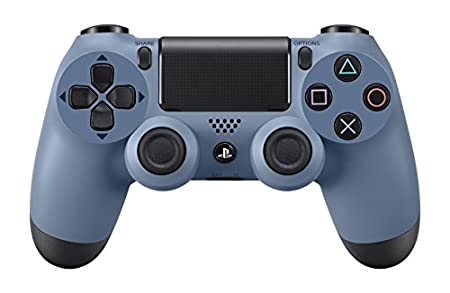Sony - Mando Dual Shock 4, Color Gris Azulado (PlayStation 4)