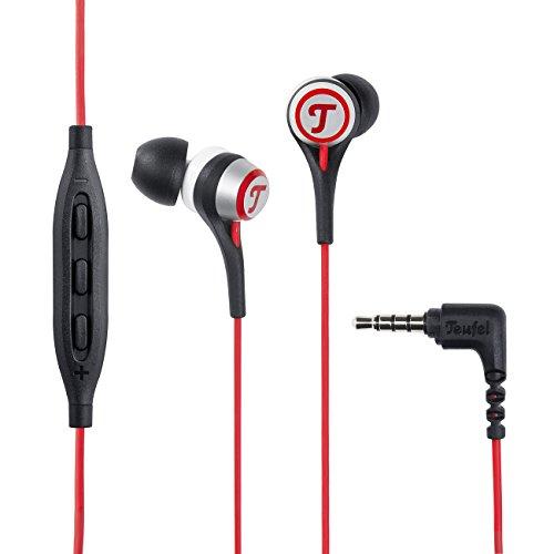 Teufel Move In-Ear-Kopfhörer rot
