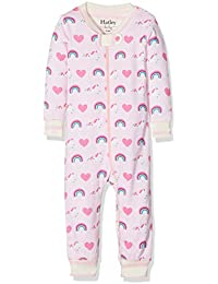 Hatley Baby Girls' Organic Cotton Sleepsuits