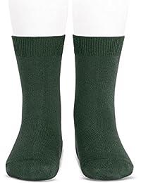 Calcetines Cóndor cortos lisos