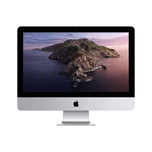 "Neuer Apple iMac (21,5"" mit Retina 4K Display, 3, 6 GHz Quad‑Core Intel Core i3 prozessor der 8. generation, 1TB)"