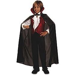 My Other Me Me - Disfraz de vampiro gótico para niños, 7-9 años (Viving Costumes 200170)