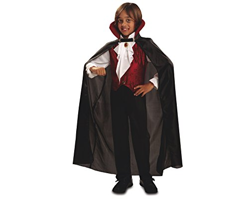Kind Vampir Kostüm Gothic - My Other Me-Kostüm Vampir Gothic, für Kinder (viving Costumes) 3-4 años