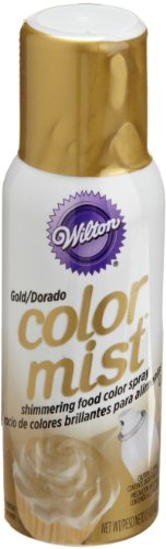 Farbnebel von Wilton: Gild / Colour Mist by Wilton: Gold -