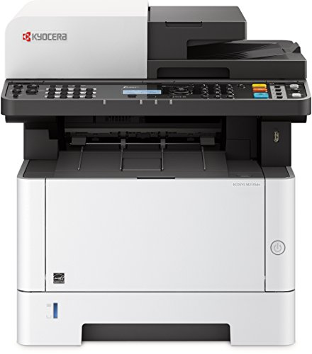 Best Saving for KYOCERA ECOSYS M2135dn Mono Laser Multifunction Printer A4 (3-in-1 Print, Copy, Scan) 1200×1200 dpi, 5-line LCD, 50-sheet ADF (automatic document feeder)