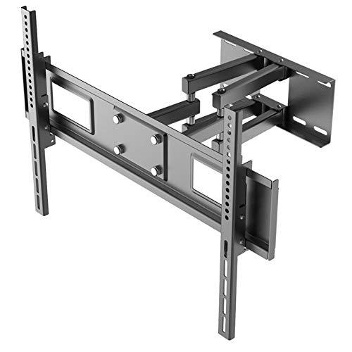"""TradeMount Monitor Wandhalterung Eco Doppelarm ausziehbar von 10,0cm bis 46,5cm schwenkbar für Samsung 55\"""" UE55KU6409UXZG"""