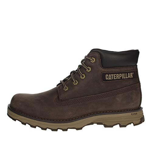 Caterpillar Founder Ankle Boots/Boots Hommes Brown Mid Boots