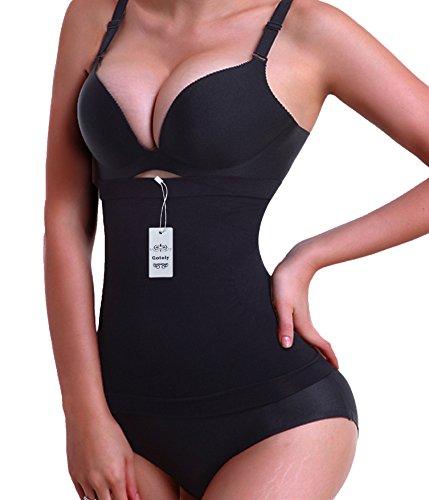 Postpartum Gurt Korsett Schwangerschaft Erholung Fat Burner Bauchband Gürtel (Medium, (Kostüme Bauch Loch)