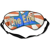 Sleep Eye Mask The End Lightweight Soft Blindfold Adjustable Head Strap Eyeshade Travel Eyepatch preisvergleich bei billige-tabletten.eu