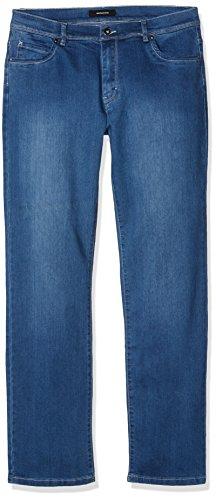 HS Navigazione Herren Straight Jeans Felix K Blau (dunkelblau 0066)
