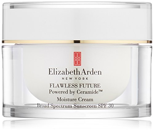 Elizabeth Arden Flawless Future Moisture Cream Broad Spectrum Sunscreen Spf30 50ml
