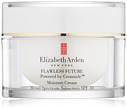 Elizabeth Arden Flawless Future Moisture Cream Broad Spectrum Sunscreen Spf30 50ml