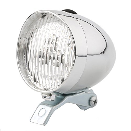 ulable 3LED para bicicleta luces para bicicleta (luz frontal faro Vintage linterna lámpara