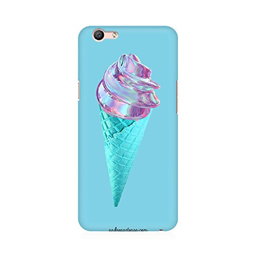 Mobicture Chocklate Premium Printed Designer Mobile Back Case Cover For Oppo F1S