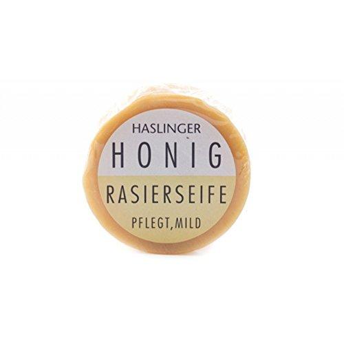 HASLINGER Honig Rasierseife, 60 g