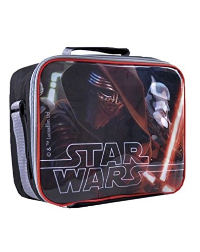 Image of Disney Star Wars Insulated Lunch Bag Box For School And Work