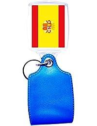 Amazon.es: bandera españa - Para mujer / Llaveros: Equipaje