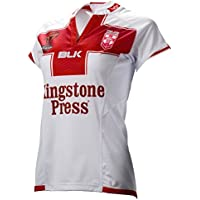BLK Official England World Cup 2017/18 Jersey Ladies White
