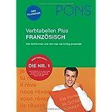 PONS Verbtabellen PLUS Französisch für Rheinland-Pfalz: Übersichtlich und umfassend: alle Verbformen und Konjugationstabellen