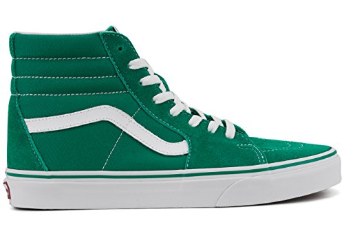 Vans Sk8 Hi Scarpa Ultramarine Green/True White