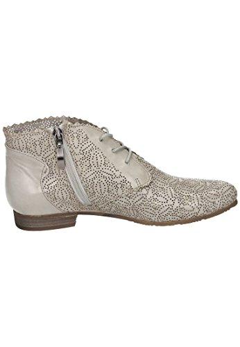 Ankle Metal De Praça Senhoras Boot tATqw