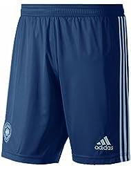 Adidas DFB Deutschland Trainingsshort WM 2014 Herren Blau