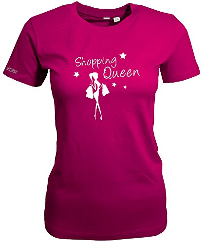 SHOPPING QUEEN - WOMEN T-SHIRT Sorbet