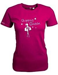 SHOPPING QUEEN - WOMEN T-SHIRT