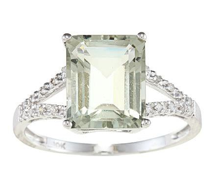 10k-white-gold-octagon-green-amethyst-and-diamond-ring-1-8-tdw-size-55