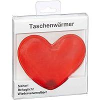 itsisa Taschenwärmer Herz - Wichtelgeschenk, Handwärmer, Taschenheizkissen preisvergleich bei billige-tabletten.eu