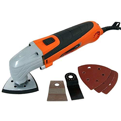 Neilsen DTY Trading Oszillator-Werkzeug mit Zubehör, 300 W