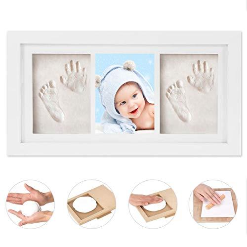 WesKimed bebé Handprint Marco huella Inkpad fotos