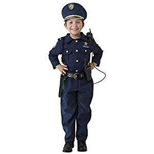 Dress Up America Deluxe costume da Poliziotto 8 spesavip