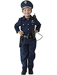 America Dress Up Deluxe Costume Police Set