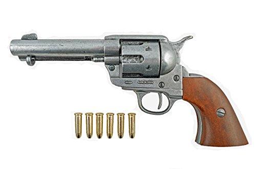 spielzeugwaffe-colt-45-peacemaker-grau-m-6-patronenohne-spezialverpackung