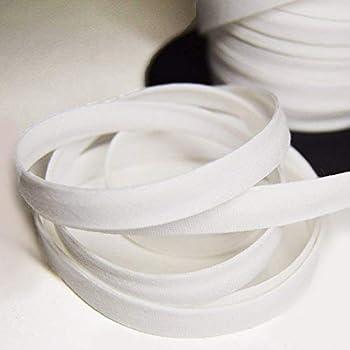 50 Meter Baumwollband Fischgr/äten-Webband Stoff Tapisserie f/ür Schr/ägband Geschenkverpackungen Verzierungen Basteln Breite 10 mm beige 10mm x 50meters