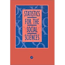 Statistics for the Social Sciences by Rand R. Wilcox (1996-01-05)