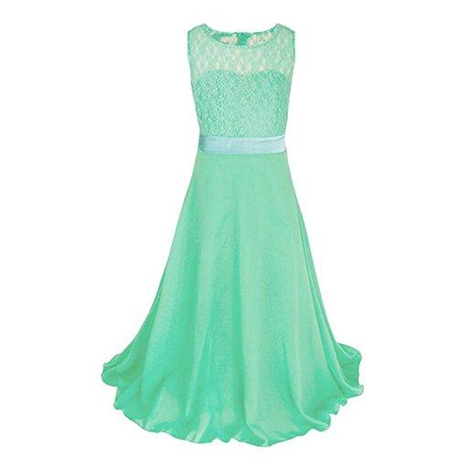 Free Fisher Mädchen Abendkleid Spitzenkleid...
