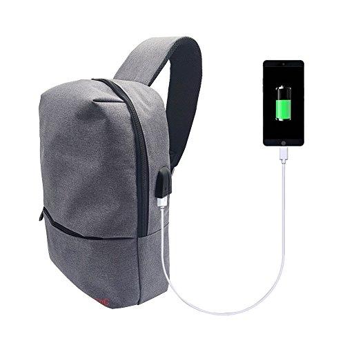 Sling Chest Bag Wasserdichte Schultertasche Urban Leisure Sport Rucksack Unisex Rucksack (Bag Boston Große)