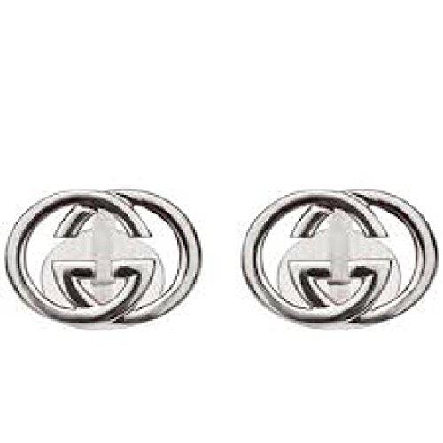 Gucci–Gemelli da uomo in argento Sterling 925YBE214193001